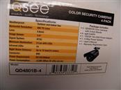 Q-SEE Color Security Cameras